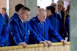 Сотрудники прокуратуры