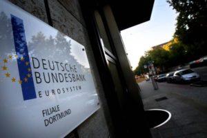 Структура Немецкого федерального банка характеризуется четким разделением обязанностей и исключением дублирования функций