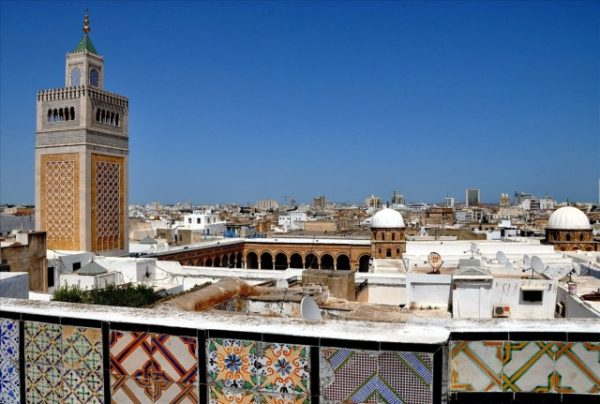 Тунис — столица Туниса