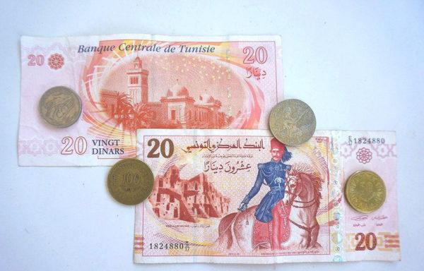 Тунисские динары