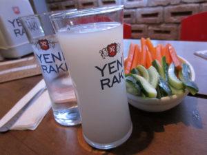 Турецкий напиток раки