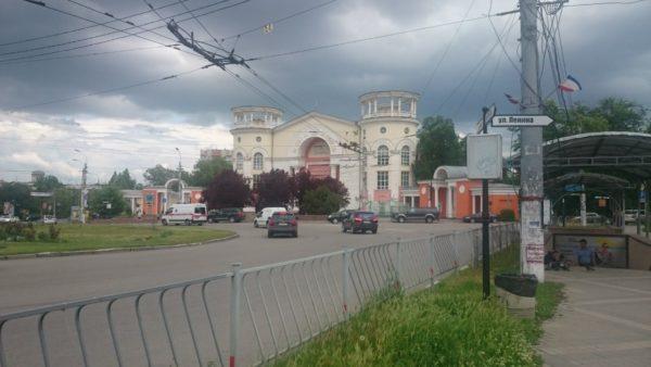 Улица Ушинского, Симферополь