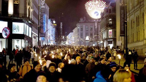 Иммиграционная политика Норвегии допускает прием иммигрантов в ограниченном и регулируемом порядке, согласно Закону об Иностранцах (Utlendingsloven) принятом в 1988 г.