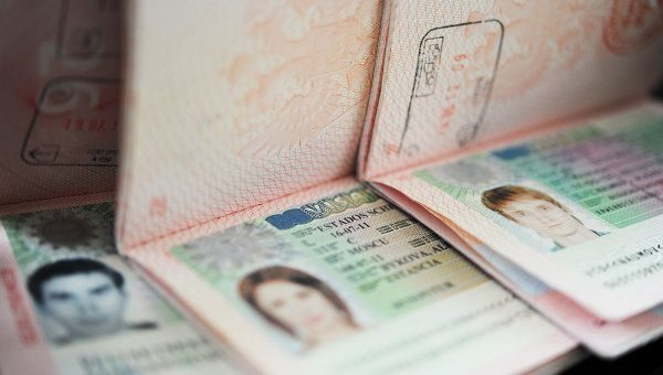 В конце остается лишь получить визу