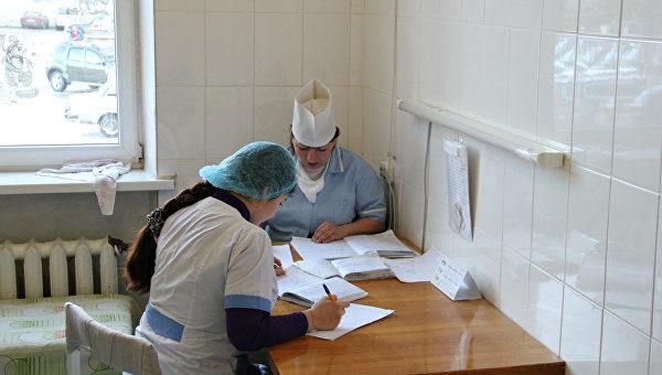 В Крыму наблюдается острая нехватка врачей