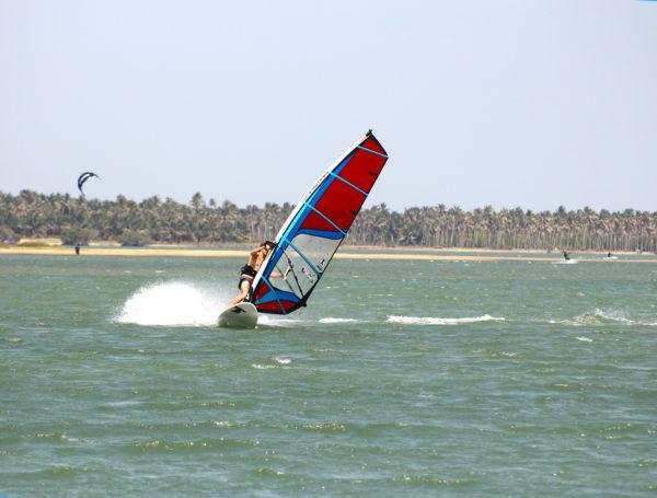 Виндсерфинг на Шри-Ланке