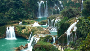 Водопады Бахо (Суой Ба Хо)