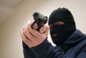 Высокий уровень преступности