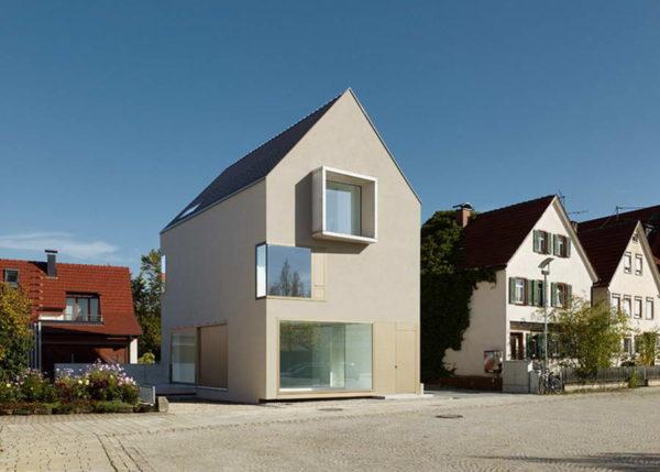 В случае если вы планируете проживать в своей недвижимости в Германии, то в анкете указывается CHASTNAYA SOBSTVENNOST