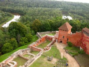 Национальный парк Гауя: увлекательный уголок Латвии