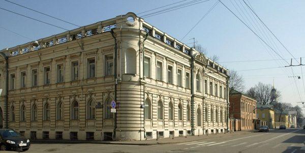 Посольство Испании в Москве (ул. Б.Никитская, 50)