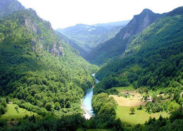 Сербия: горы, леса