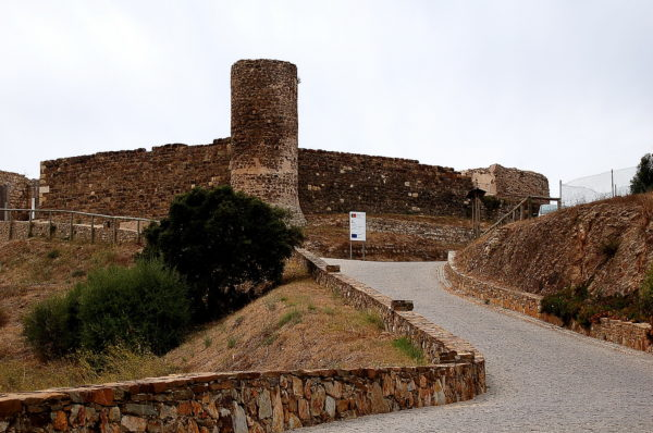 Замок Алжезур