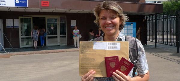 Заявители могут получить паспорта в сервисно-визовых центрах в течение 45 дней с момента их получения сервисно-визовым центром из Посольства