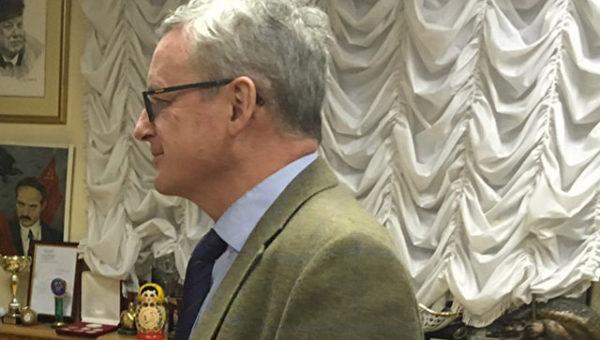 Чрезвычайный и Полномочный Посол Австрии Йоханнес Айгнер