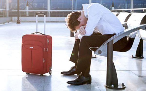 Должник сможет выехать за границу только после уплаты всех долгов