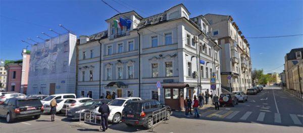 Консульства Италии есть во многих городах РФ