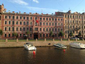 Консульство Китая в РФ (Санкт-Петербург)