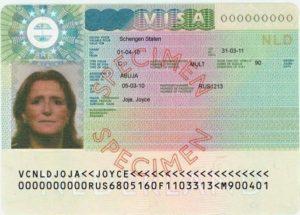 Многократная шенгенская виза со сроком пребывания 90 дней в каждое полугодие