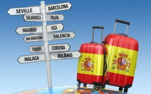 Оформление визы в Испанию
