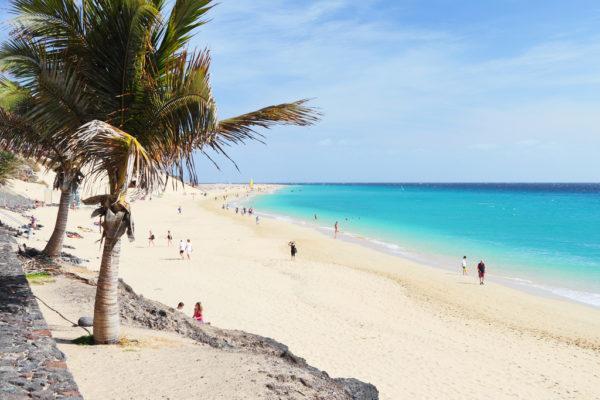 Пляж Морро Хабле в Испании