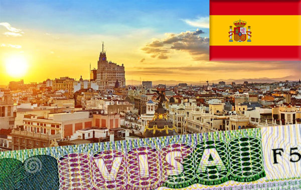 Правила посещения Испании