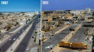 10 лет назад Ливия была одним из процветающих государств на севере Африки