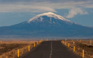 Гора Эсья