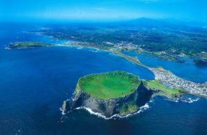 Остров Чеджу