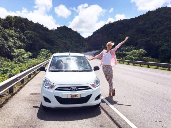 Аренда авто в Доминикане