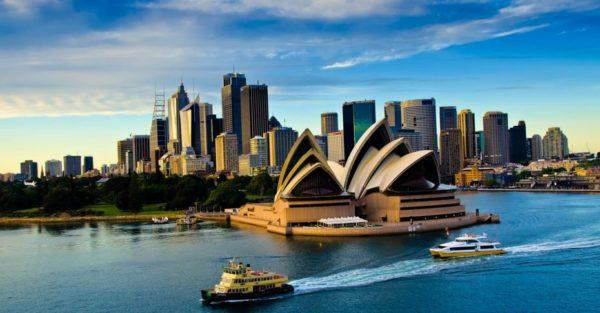 Австралия - одна из самых дорогих стран мира