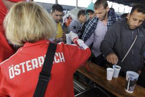 Беженцы могут получить австрийское гражданство