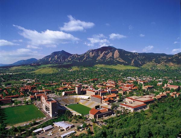 Боулдер, штат Колорадо