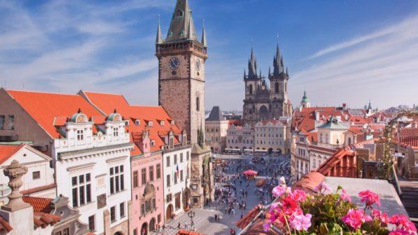 Чехия привлекает многих россиян