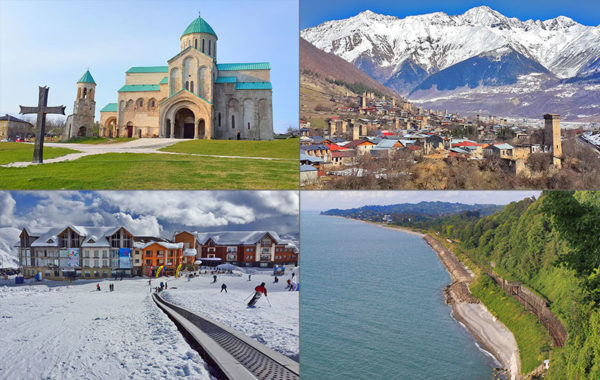 Что посетить в Грузии