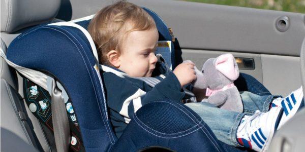 Дополнительно можно установить детское кресло