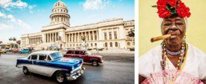 Если есть возможность, посетите Кубу