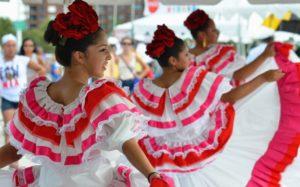 Фестиваль карибских танцев «Меренге»