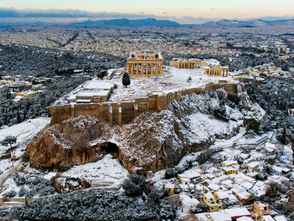 зима в греции фото вокальные коллективы