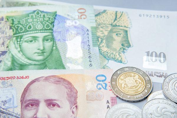 Грузинская валюта