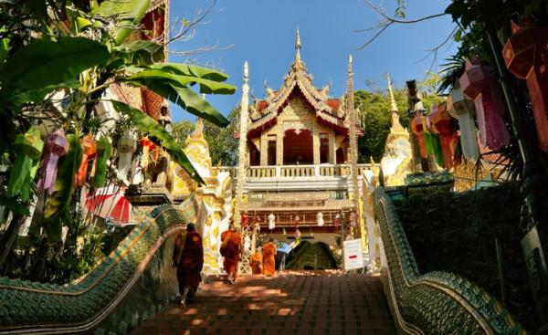 Храм Ват Пратат Дои Сутеп