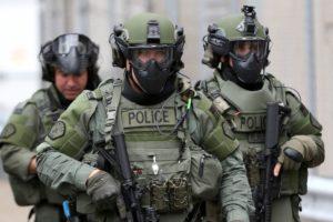 Интересные сведения о полиции США