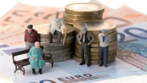 Из истории появления пенсионных выплат