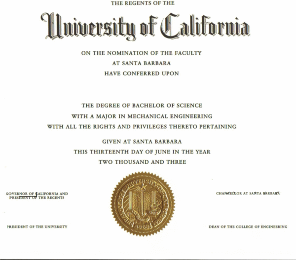 Калифорнийский университет в Санта-Барбаре (University of California, Santa Barbara)