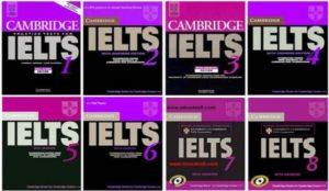 Книги, которые могут помочь с подготовкой к IELTS