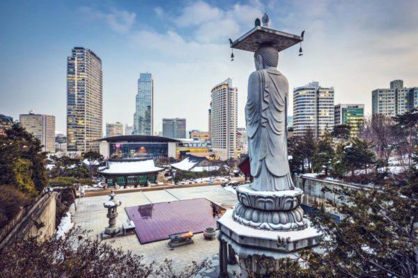 Корея, страна утренней свежести