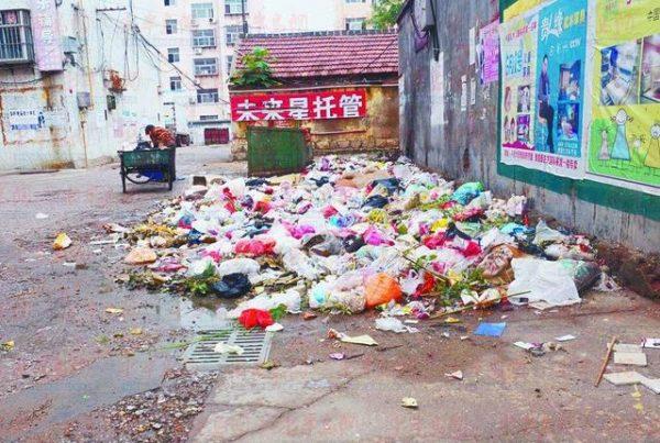 Минусы жизни в Китае