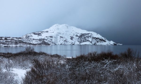 Начало зимы или другая Исландия