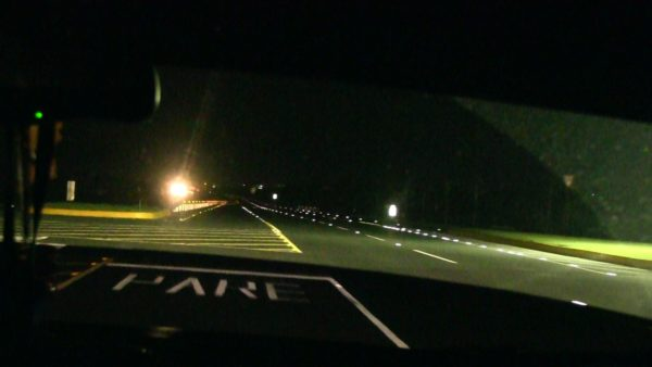 Ночью на проселочной дороге в Доминикане