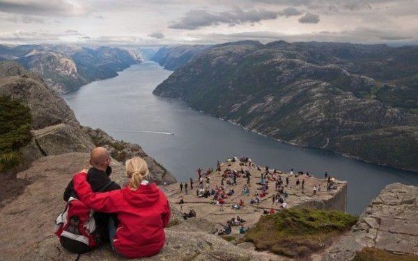 Норвегия прославилась как страна, в которой люди чувствуют себя максимально комфортно